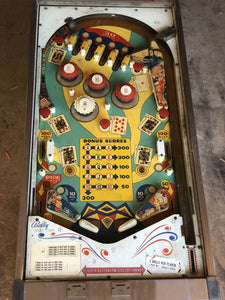 Bally Aces High Pinball Machine