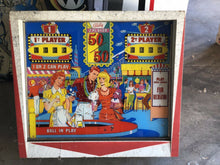 Load image into Gallery viewer, Bally 50/50 Super Rare Pinball Machine