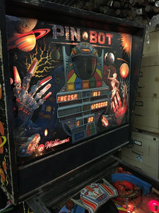 Pin Bot Pinball Machine