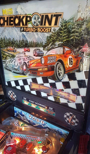 CheckPoint Pinball Machine