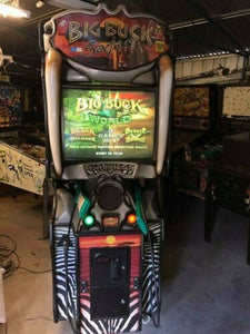 Big Buck Hunter Pro Arcade Machine