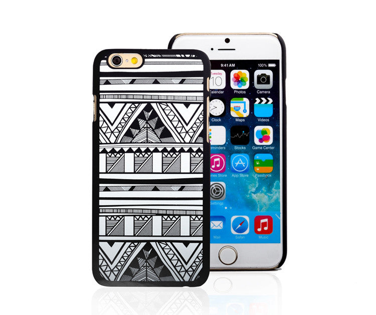 online retailer f57bb 37d28 Tribal Print iPhone 6/6s and 6 Plus/6s Plus Case