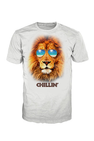 Chilling Lion T-Shirt