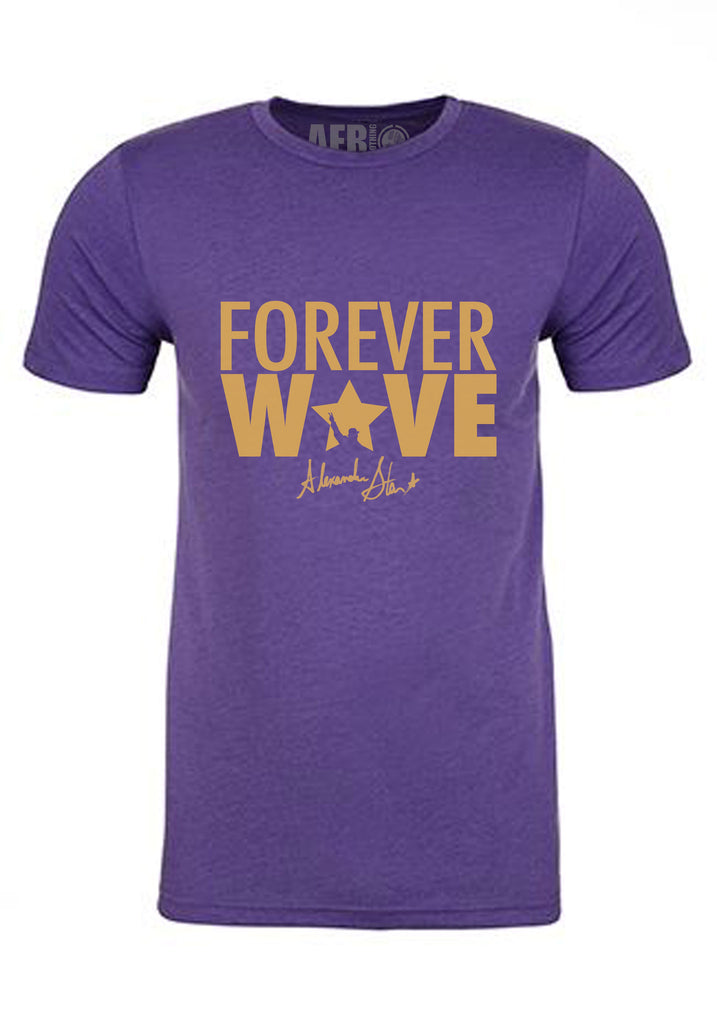 Forever Wave Purple T-shirt