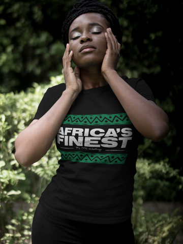 AFRICA'S FINEST - Limited Edition Black