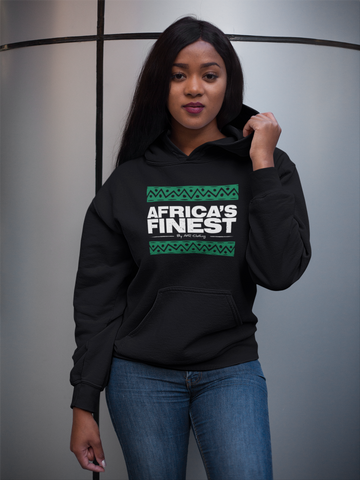 Africa's Finest Hoodie - Limited Edition