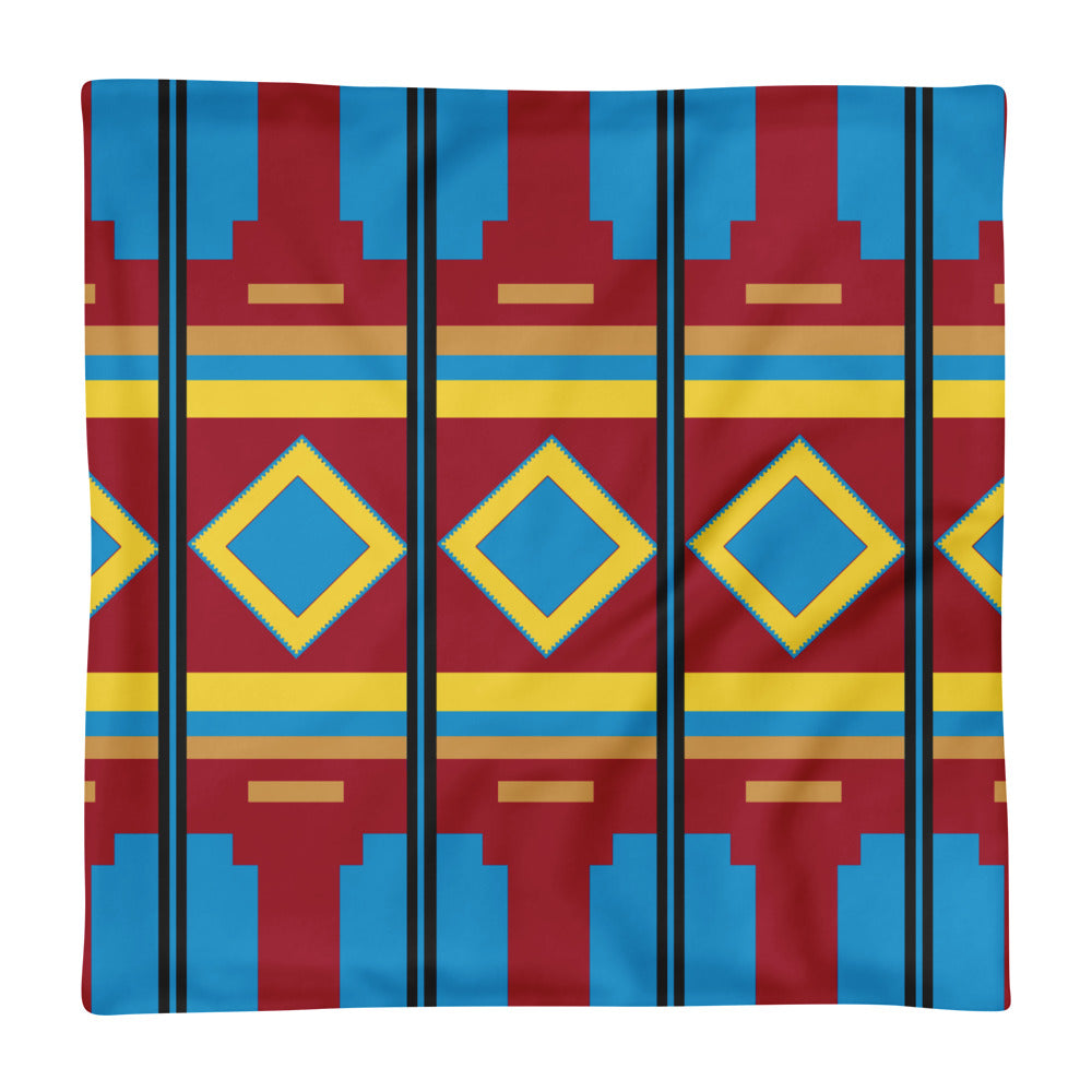 Aztec Print - Square Pillow Case only