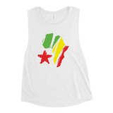 AFRican Star Ladies Tank