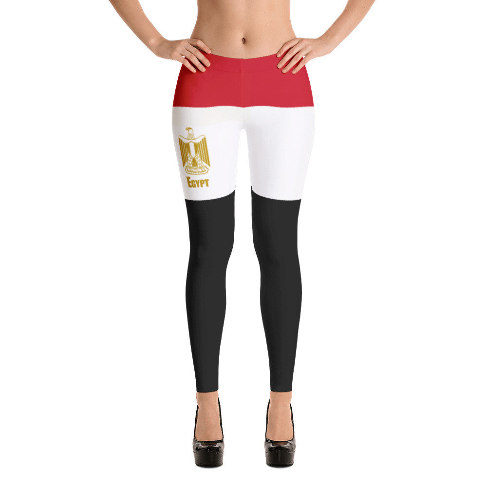 Egypt Flag Leggings