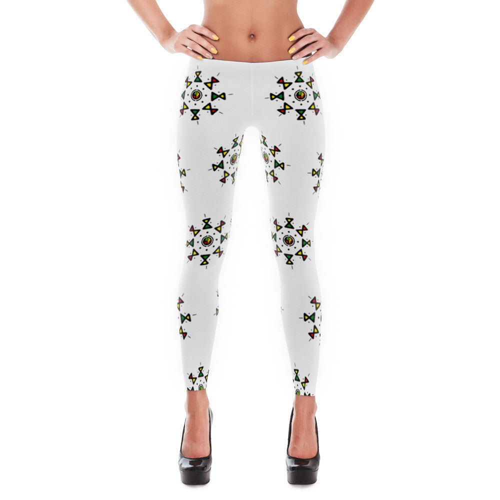 Star Burst Leggings