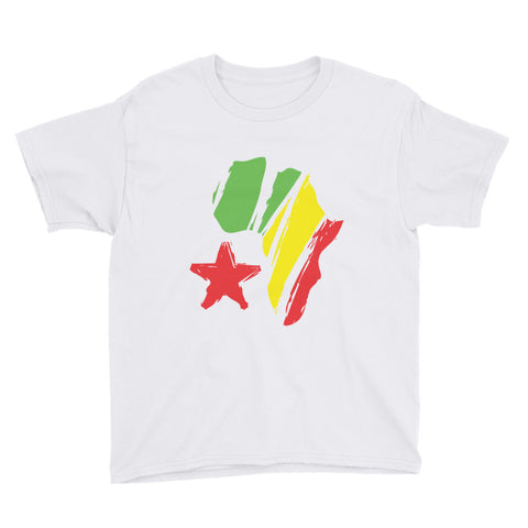 AFRIcan Star - Youth T-Shirt