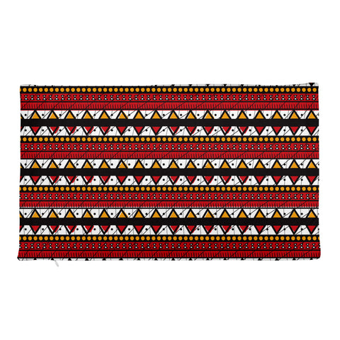 Ankara Rectangular Pillow Case only