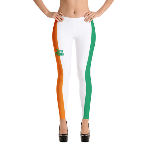 Cote d'Ivoire Leggings