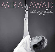 Mira Awad - All my faces - Music CD