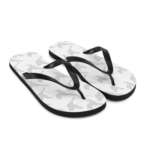 Birds of Peace Flip Flops