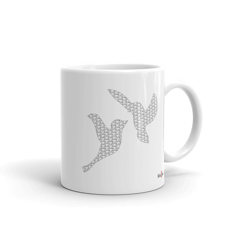Birds of peace - Mug