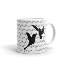 Load image into Gallery viewer, Peace pattern with birds - Mug