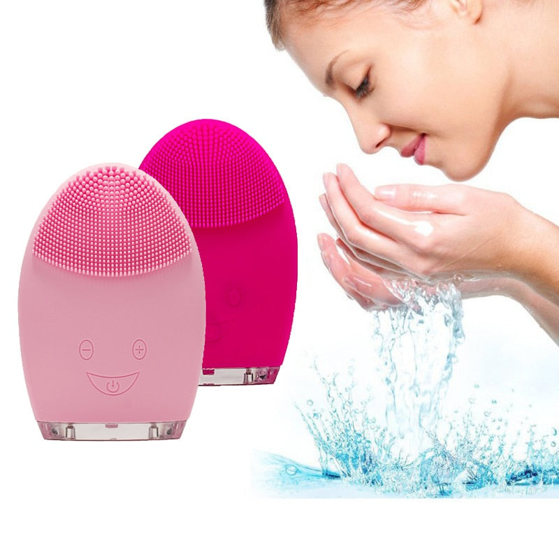 Mini Electric Face Brush