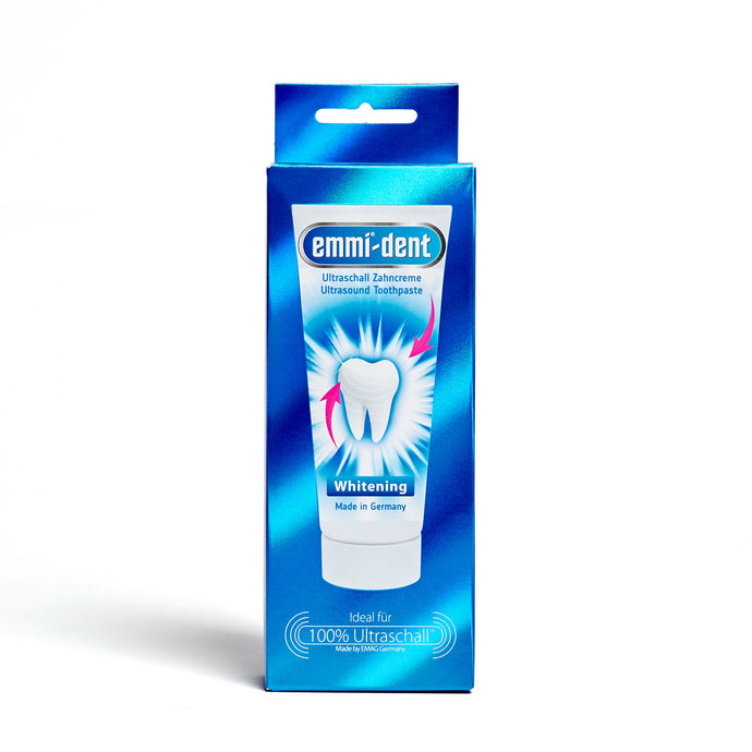 emmi®-dent Whitening Ultraschallzahncreme - 75ml