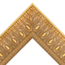 Load image into Gallery viewer, PANACHE GOLD METAL FLAKE 4""