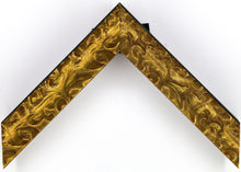 Load image into Gallery viewer, BERGAMO GOLD LEAF 1""