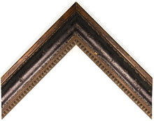 Load image into Gallery viewer, RUSTIC BLACK LEATHER   1  3/4""