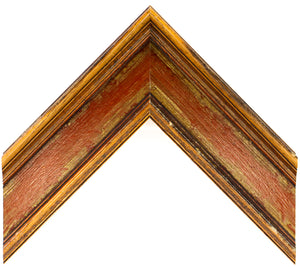 COLONIAL RUSTIC RED   2  1/4""