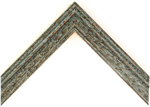 BUNGALOW BLUE SHELLWOOD 1 1/4""