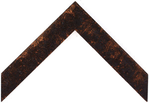 STEEL YARD BROWN RUST 1""