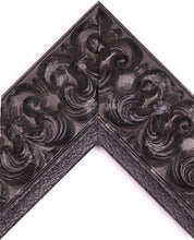 Load image into Gallery viewer, BLACK ORNATE PALAZZO  4  1/2""