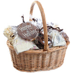 The Decadent Country Wicker Basket