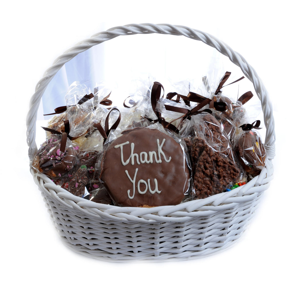 Large Thank You Gourmet Basket
