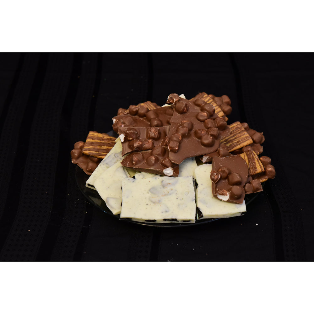 Small Assorted Chocolate Plate