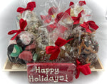 The Winter Wonderland Holiday Basket