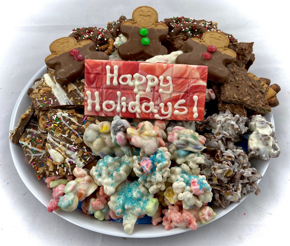 Large Holiday Platter