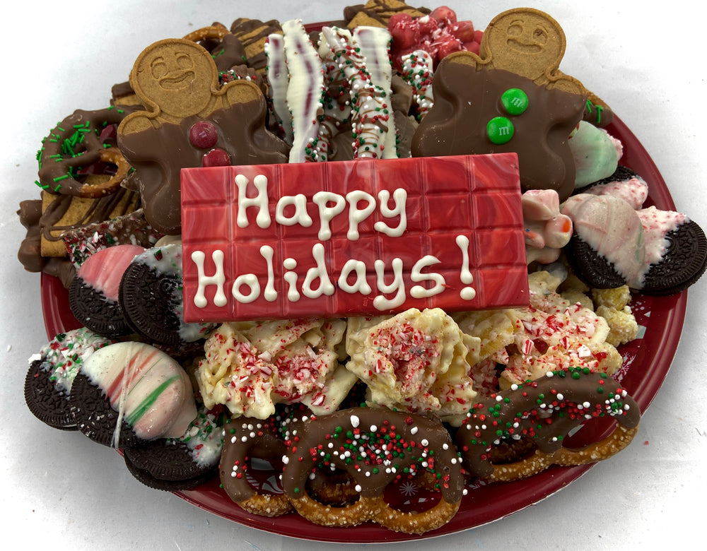 Medium Holiday Platter