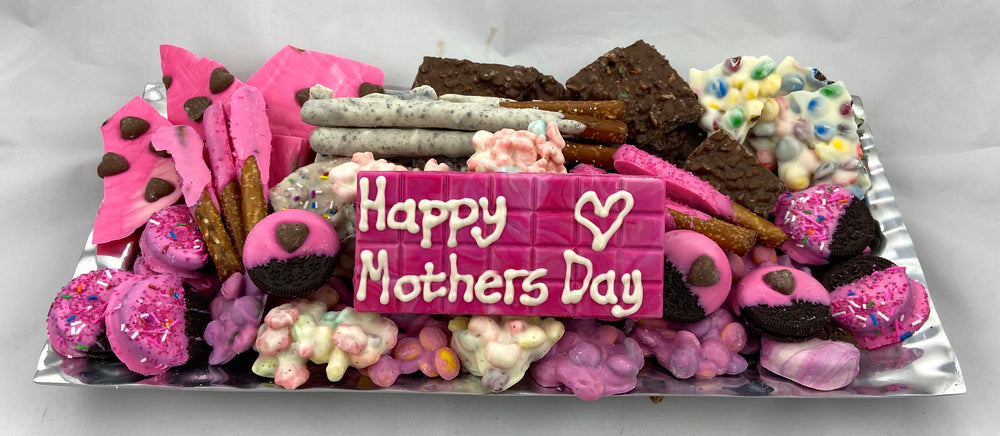 Mother's Day Gourmet Pewter Platter