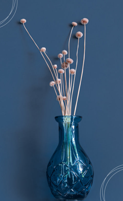 home decor with vases