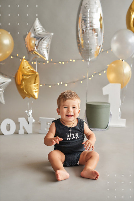 Outfits for the First Birthday Boy