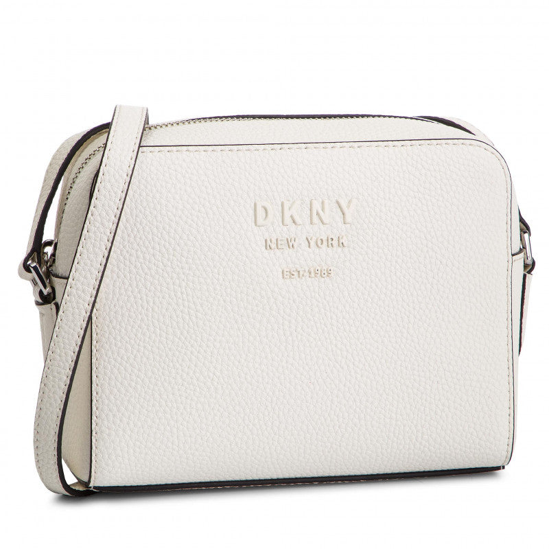 DKNY Noho Camera Bag White