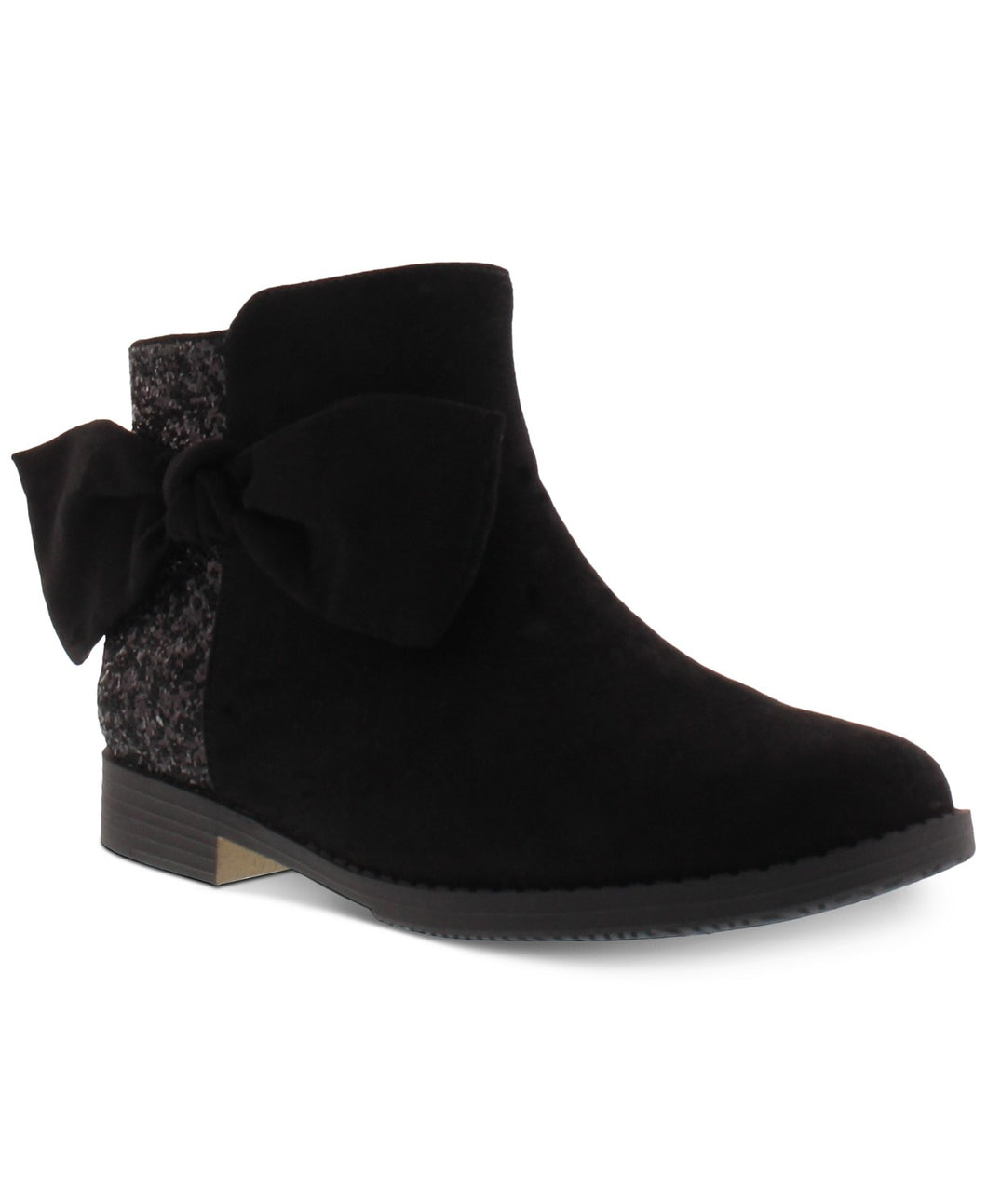 KENNETH COLE -  Little & Big Girls Kennedy Ties Booties