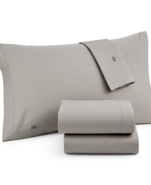 Pair of Brushed Twill Standard Pillowcases