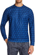Load image into Gallery viewer, Tallia Sport Mens Dot Print Long Sleeve Crew Sweatshirt