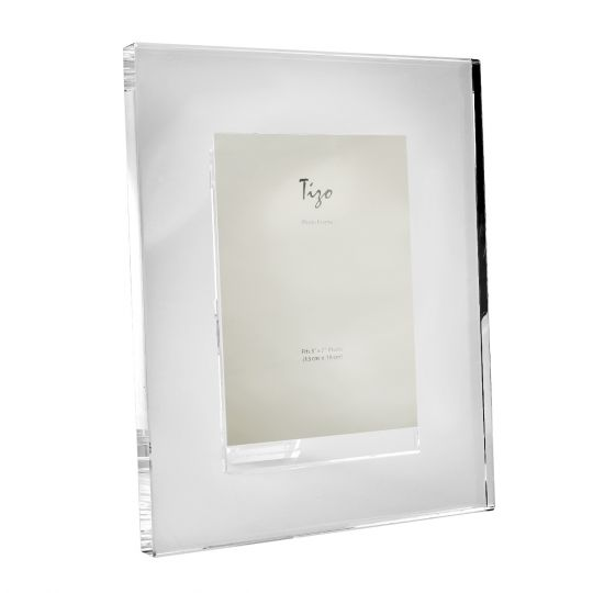 TIZO - Plain Crystal Picture Frame