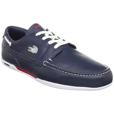 Lacoste Men's Dreyfus Sneakers - Dark Blue/White