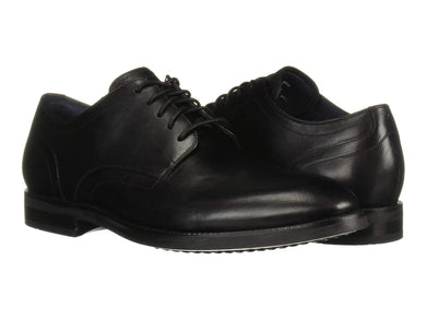 Lewis Grand 2.0 Plain Toe Oxford Black