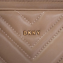 Load image into Gallery viewer, DKNY - Vivian Tote Color Dune Gold