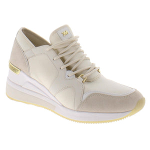 MICHAEL Michael Kors Womens Liv Suede Lifestyle Sneakers