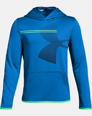 Under Armour Boys' Sweatshirts and Hoodies BLUE