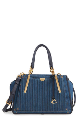 Denim Quilting Dreamer Handbags